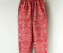 COOKMAN|CHEF PANTS (PAISLEY) #RED [231-93811]