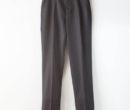 WACKO MARIA|PLEATED TROUSERS (TYPE 2) #BROWN [20SS-WMP-TR20]